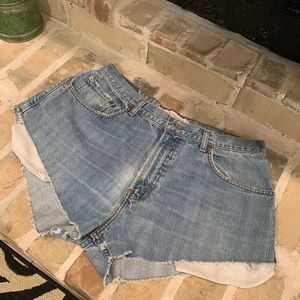 Urban Outfitters Levis Shorts